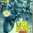 CRUNCH Tae Bo Kickboxing Workouts Billy Blanks ESPN Exercise Video VHS Tape