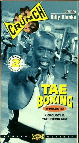 Crunch Tae Bo Kickboxing Workouts Billy Blanks Espn