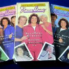 Jenny Craig Personal Fitness 3 Video Set VHS Get Started Tone Up Get Moving