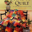 Time to Quilt Anne Moscicki Fun Quilts Retreat Ideas for 1 or 101 Group Craft Book