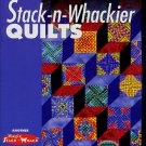 Stack n Whackier Quilts Bethany Reynolds Quilting Book softcover