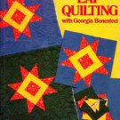Lap Quilting with Georgia Bonesteel hc+dj Oxmoor House book