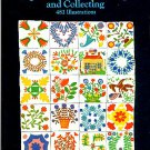 Standard Book of Quilt Making and Collecting Marguerite Ickis Dover 1959 vintage book softcover