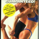 Great Stretch Guaranteed + Buns + Arms Toning BeachBody Tony Horton Exercise Workout VHS Video