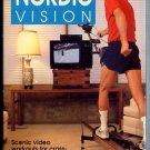 Nordic Vision Colorado Cross Country Ski Nordik Trak Exercise Video VHS