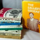 Galloping Gourmet Television Cookbook Volumes 1-7 Set Graham Kerr Vintage TV Show Companion Books