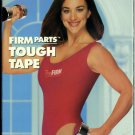 The FIRM Tough Tape Muscle Training and Aerobic Exercise Video Tape VHS