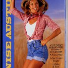 Denise Austin Kickin with Country Workout Low Impact Aerobic Exercise Video VHS