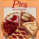 All-Time Favorite Pies Better Homes and Gardens Vintage Pie Baking Cookbook 1978 1st ed 1st ptg