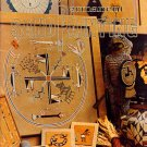 How to Do Permanent Sand Painting Southwest American Indian Designs Villasenor Signed by Author