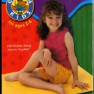 Yoga Play Gaiam Kids for ages 3-6 VHS children's family exercise video NEW