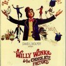 Willy Wonka and the Chocolate Factory 1971 Gene Wilder David Wolper Film VHS Tape