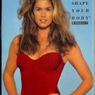 Cindy Crawford Shape Your Body Exercise Workout Video VHS
