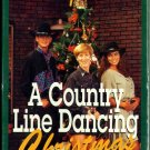 Diane Horner A Country Line Dancing Christmas Holiday Family Fun Video VHS NEW