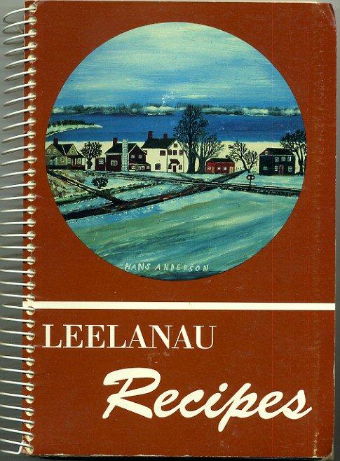 Vintage Michigan Cookbook Leelanau Recipes Northport ...