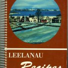 Vintage Michigan Cookbook Leelanau Recipes Northport Hospital Fundraising