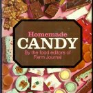 Homemade Candy by the food editors of Farm Journal Vintage Cookbook
