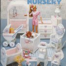 Plastic Canvas Fashion Doll Nursery ASN 3095 Crib Playpen Stroller Cradle HighChair etc