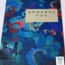 Annabel Fox Winter 1992 Knitting Pattern Magazine Book Oversize Sweaters All Ages
