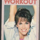 Jane Fonda Prime Time Workout Video VHS Exercise Tape