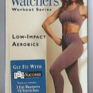 Weight Watchers Low Impact Aerobics Exercise Video VHS NEW