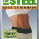 Abs of Steel Target Toning Workout Exercise VHS Video NEW