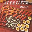 Sunset Appetizer Book hardcover vintage 1965 cookbook 1st printing