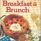 Sunset Ideas and Recipes for Breakfast and Brunch Vintage 1980 pbk