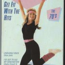 Esquire Dance Away the 70's Get Fit With the Hits VHS Exercise Workout Video