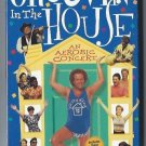 Richard Simmons Groovin in the House An Aerobic Concert VHS Exercise Video NEW