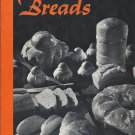 Sunset Cook Book of Breads Vintage 1963 Hardcover with Dust Jacket 1st ed 1st ptg