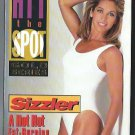Denise Austin Hit the Spot Sizzler Aerobic Exercise Workout Video VHS