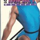 Sherri Bramlett's Low Impact Workout Vintage Aerobic Exercise VHS Video