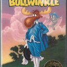 Rocky and Bullwinkle Blue Moose Classic TV Cartoon Video VHS New