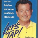 Let's Tap! Donald O'Connor Dance Exercise Workout Video VHS New