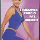 Kathy Smith Timesaver Cardio Fat Burner VHS Aerobic Exercise Workout Video