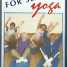 Easy Yoga for Seniors Self-Help Method to Healthier Mind Body Pat Laster video VHS