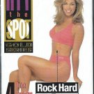 Denise Austin Hit the Spot Rock Hard Abs Exercise Workout Video VHS