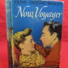 Now, Voyager Vintage 1943 Prouty book Bette Davis movie scenes on jacket