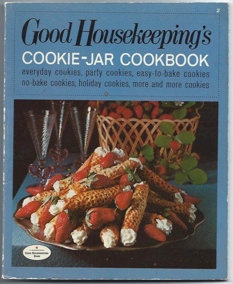 Good Housekeeping S Cookie Jar Cookbook Vintage Christmas Party