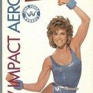 Jane Fonda Low Impact Aerobic Workout Video VHS Beginners Exercise Tape