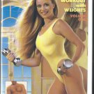 Firm Aerobic Workout w Weights Susan Harris Original Clamshell Edition VHS Exercise Video