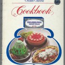 Philadelphia Brand Cream Cheese Cookbook Vintage Promotion Recipes Book