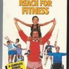 Richard Simmons Reach for Fitness Exercise Workout Program for Physically Challenged - VHS Video