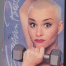 Building Strength with Susan Powter VHS Exercise Workout Video Tape