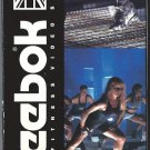 Step Reebok The Video VHS Aerobic Exercise Tape Gin Miller