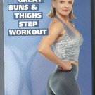 Kathy Smith Great Buns & Thighs Step Workout VHS Aerobic Muscle Toning Exercise Video