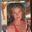 Rachel Hunter Kickboxing Cardio Workout Low Impact Muscle Toning Exercise Video VHS