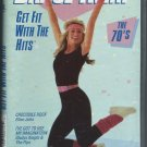 Dance Away the 70s Get Fit with the Hits Exercise Video VHS in Clamshell Case