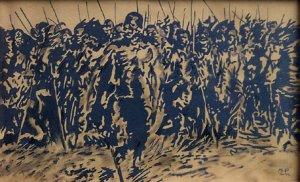 Kataklyzmik Apokalypse - Original Print In Limited Editions